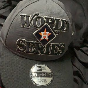 New era World Series Houston Astro's hat